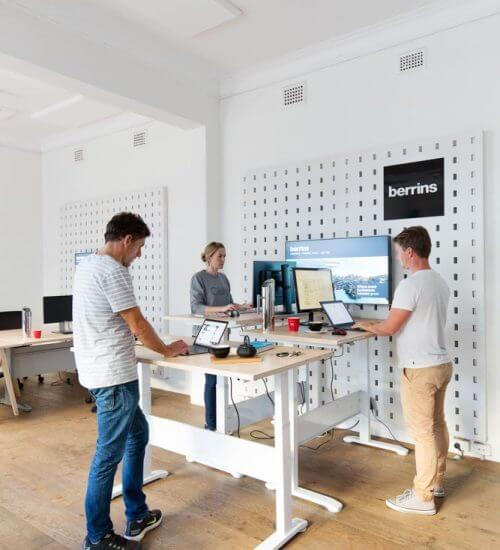 office space manly. Berrins Standing Desks In Manly Office Space F